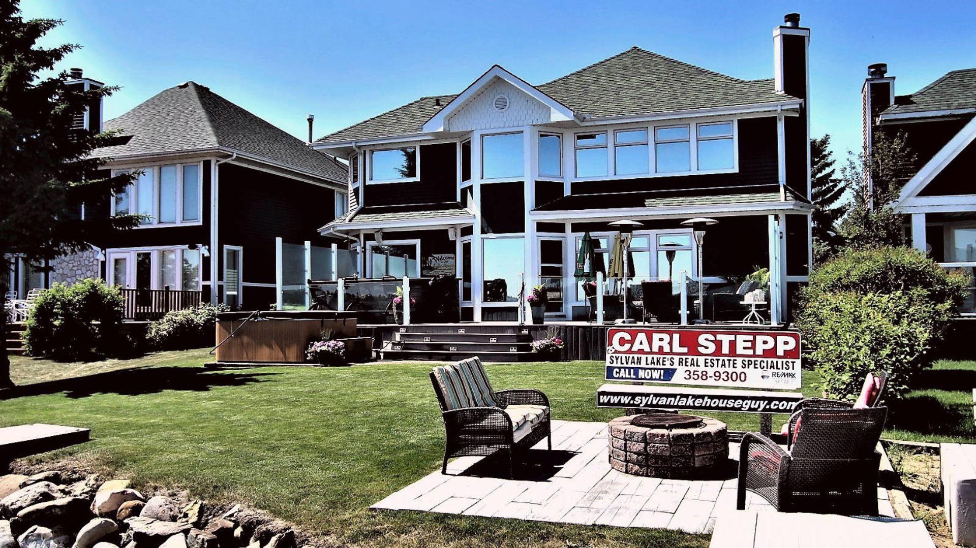 Carl Stepp, REMAX Realtor Sylvan Lake, Red Deer   Carl Stepp REMAX ...